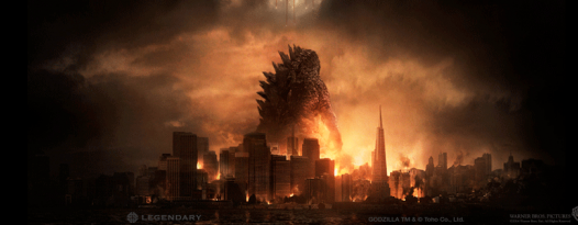 SEE GODZILLA DESTROY A CITY LIVE IN THE THEATER!