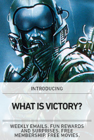 Poster: Victory (New)