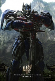 TRANSFORMERS: AGE OF EXTINCTION 2D