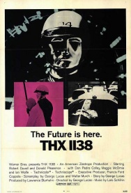 THX 1138 with live score from CONVEYOR