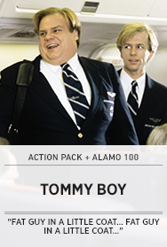 Poster: Tommy Boy Quote-Along 2014