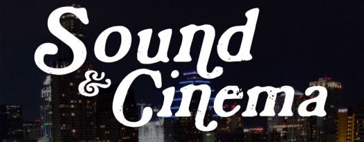 Sound & Cinema 2014 Season Schedule