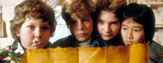 Hey, you guys! We're showing The Goonies for free all week