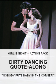 Poster: DIRTY DANCING QAL