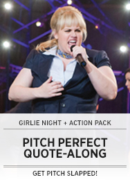 Poster: PITCH PERFECT SAL