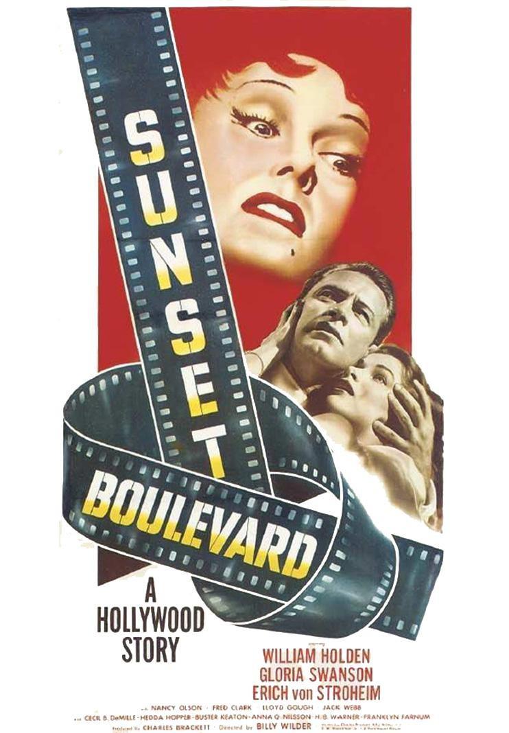Sunset Boulevard Austin Alamo Drafthouse Cinema
