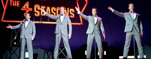 Interview: John Lloyd Young, Michael Lomenda and Erich Bergen talk JERSEY BOYS