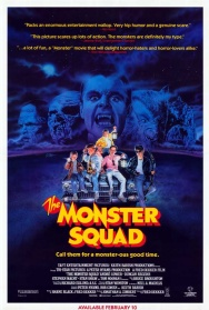 Graveyard Shift: MONSTER SQUAD & NIGHT OF THE CREEPS