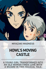 Poster: Howl's Moving Castle