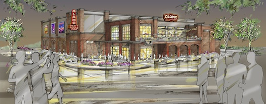 Announcing Alamo Drafthouse Cinema's Second North Texas Location!