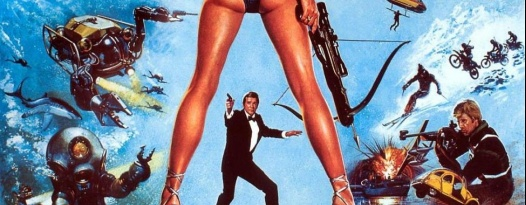 Get ready for nine more weeks of 007