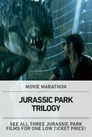 Poster: Jurassic Park trilogy