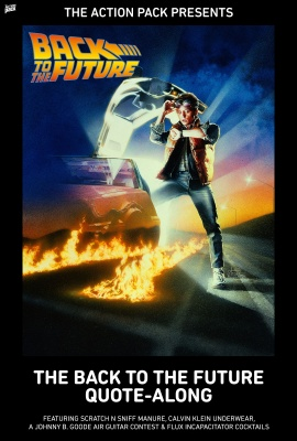 BACK TO THE FUTURE Quote-Along