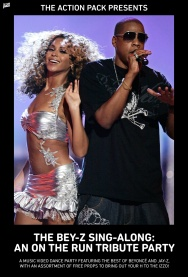 Beyoncé & Jay-Z: the Bey-Z On the Run Sing-Along