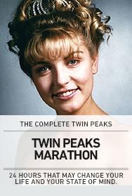 Poster: TWIN PEAKS Marathon (Denver)