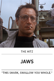 Poster: JAWS