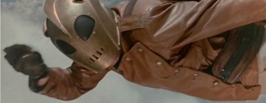 See THE ROCKETEER in 35mm this Wednesday at Vintage Park.