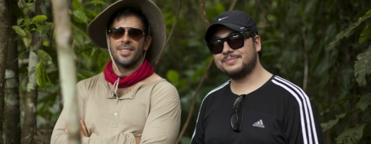 Eli Roth And Nicolas Lopez Are Receiving The La De Dios Award At This Year's Fantastic Market