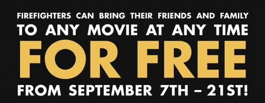 Announcing Firefighter Appreciation at the Alamo Drafthouse Cinema Houston!