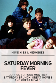 Poster: Saturday Morning Fever Brunch Series