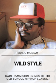 POSTER: WILD STYLE
