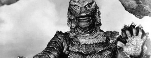 Don't miss a beautiful digital restoration of CREATURE FROM THE BLACK LAGOON in 3-D!