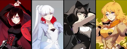 The Alamo & Rooster Teeth Present the RWBY Volume 2 Marathon