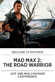 Poster: THE ROAD WARRIOR - 2014 upload