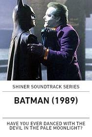 Poster: BATMAN (1989)