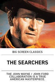 Poster: The Searchers