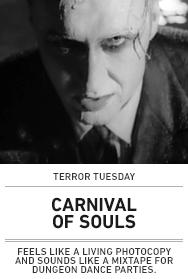 Poster: CARNIVAL OF SOULS