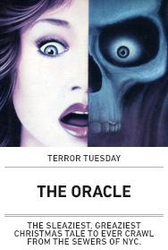 Poster: THE ORACLE