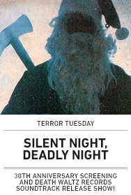 Poster: SILENT NIGHT, DEADLY NIGHT