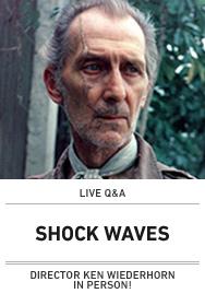 Poster: SHOCK WAVES (NY)