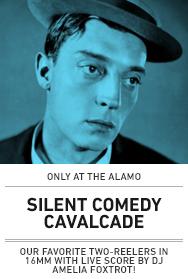 Poster: SILENT COMEDY CAVALCADE