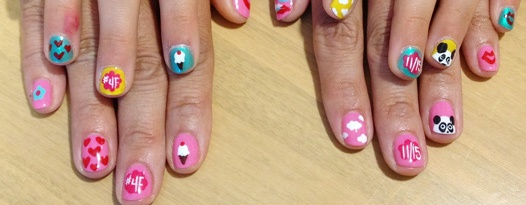 The Forever Fest Nails Y'all Workshop, Featuring The CW Austin's ManiCam!