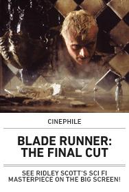 Poster: BLADE RUNNER (2014)