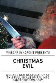 Poster: CHRISTMAS EVIL