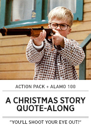Poster: A CHRISTMAS STORY QAL - 2014 upload