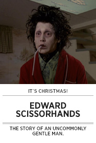 Poster: EDWARD SCISSORHANDS - 2014 upload