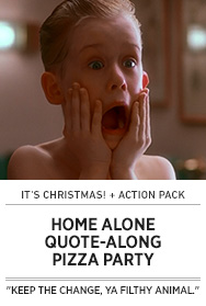 Poster: HOME ALONE QAL Pizza Party- 2014 upload