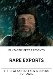 Poster: RARE EXPORTS - 2014 upload