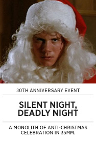 Poster: SILENT NIGHT DEADLY NIGHT - 2014 upload