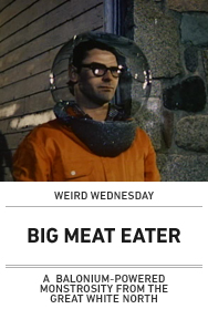 Poster: BIG MEAT EATER