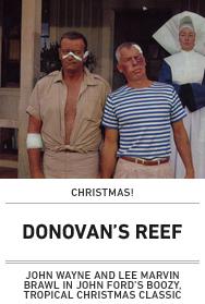 Poster: DONOVAN'S REEF