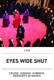 Poster: EYES WIDE SHUT