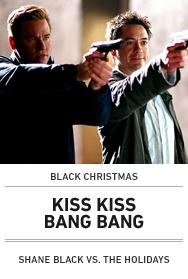 Poster: KISS KISS BANG BANG