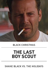 Poster: LAST BOYSCOUT