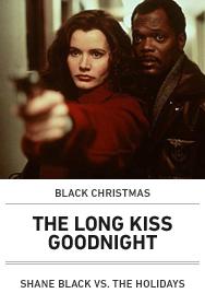 Poster: LONG KISS GOODNIGHT