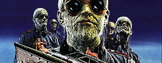 Underwater Nazi zombies return to the big screen - see SHOCK WAVES this Monday!